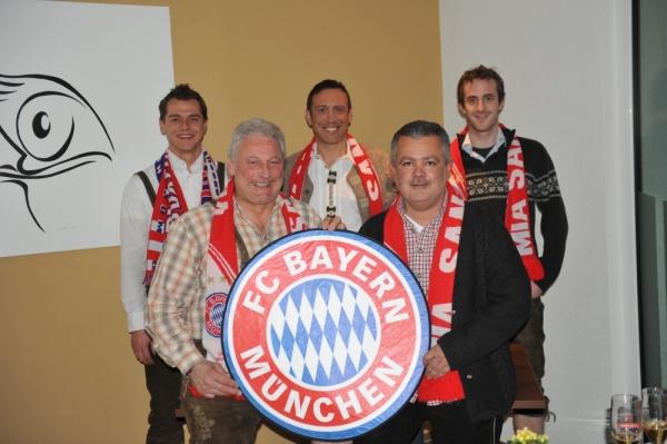 BFC Rote Freunde 1291 gegründet